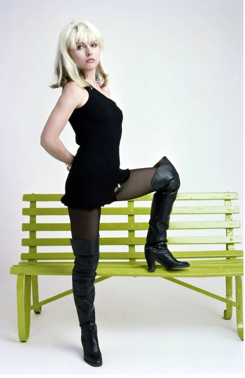 "Debbie Harry ""Blondie"" – Portrait 1977"