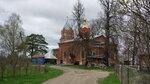 Кисельня. Церковь Феодора Стратилата
