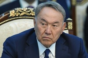 Президент Казахстана выступил против переименований в его честь