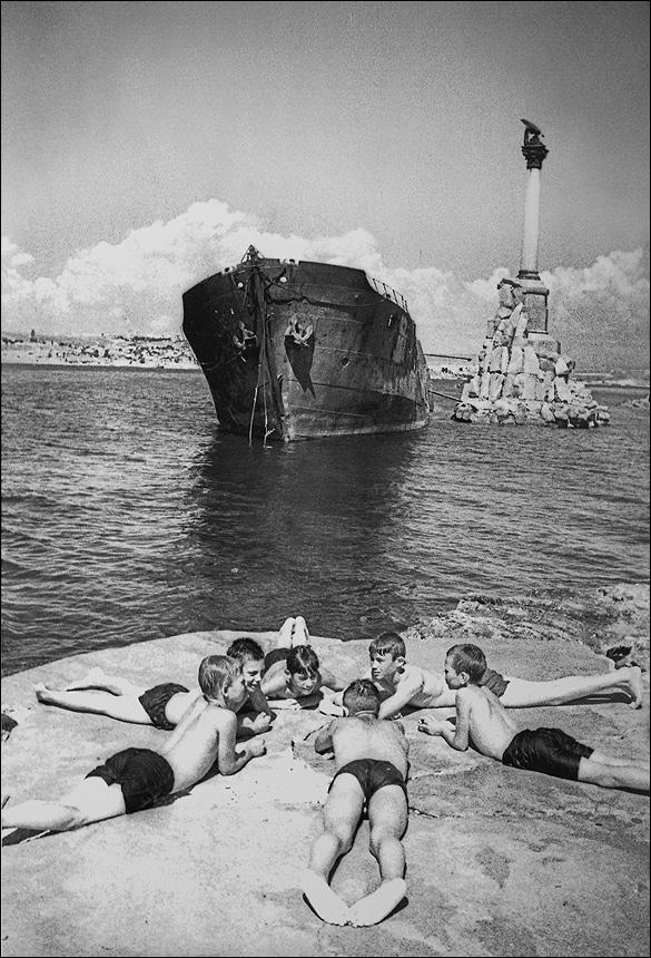 Севастополь, май 1944 г.