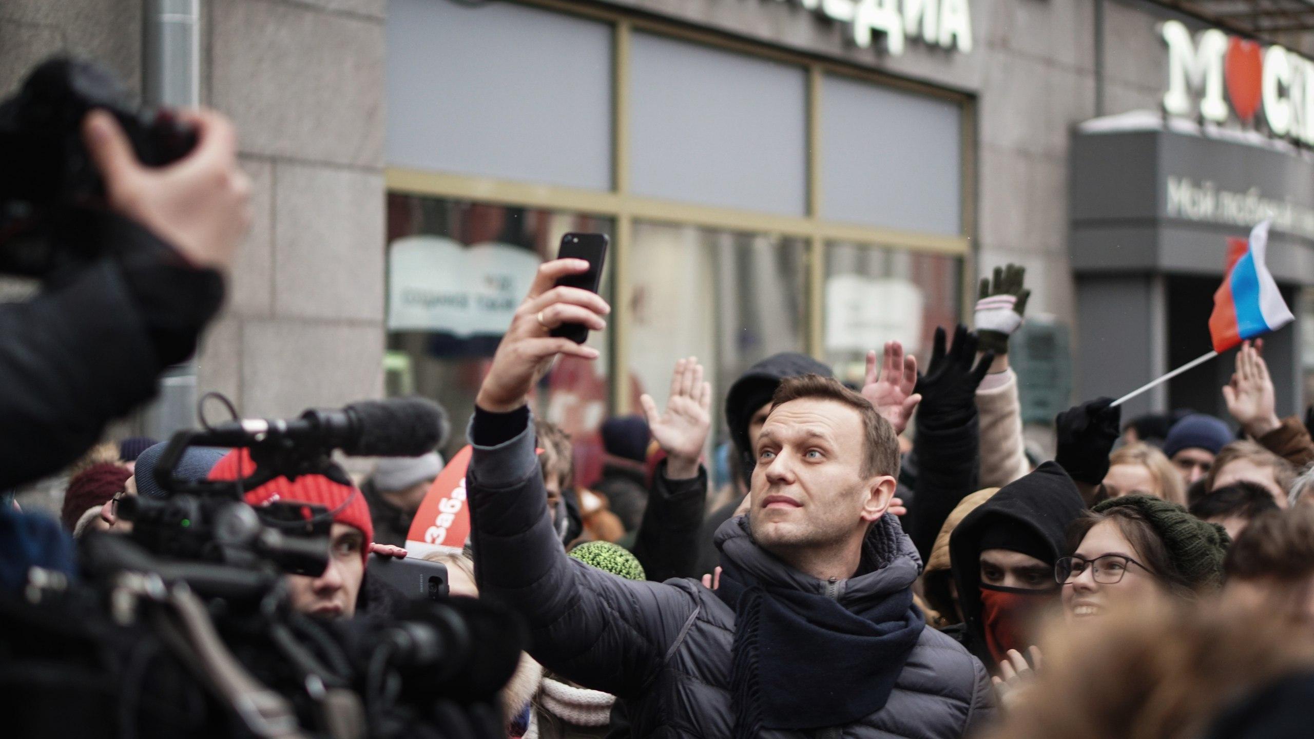 Забастовка Навального 28.01.2018 - 68