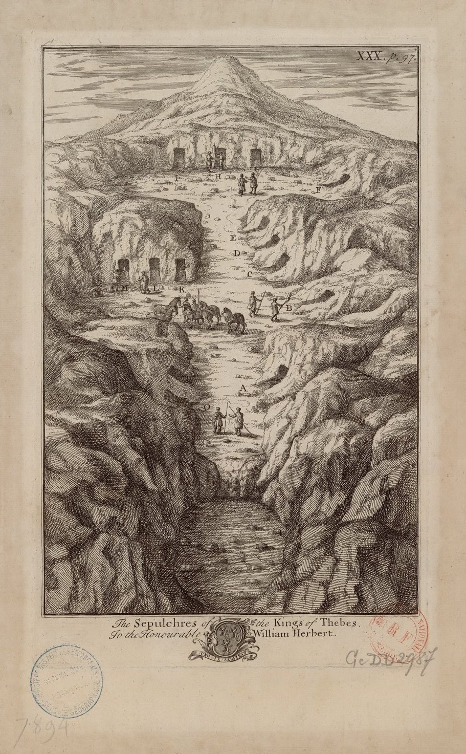 Древности Египта. Часть 54. 1737. Путешествие в Египет Ричарда Покока