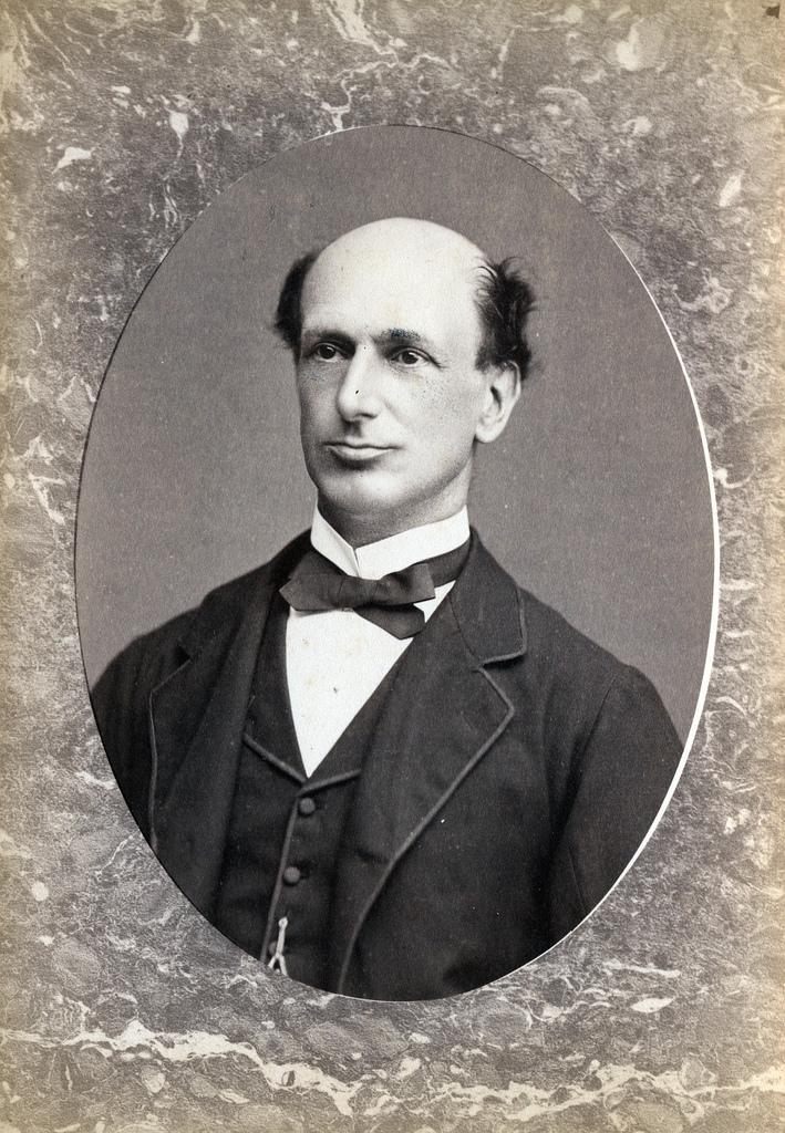 1880. Уильям Эрнст