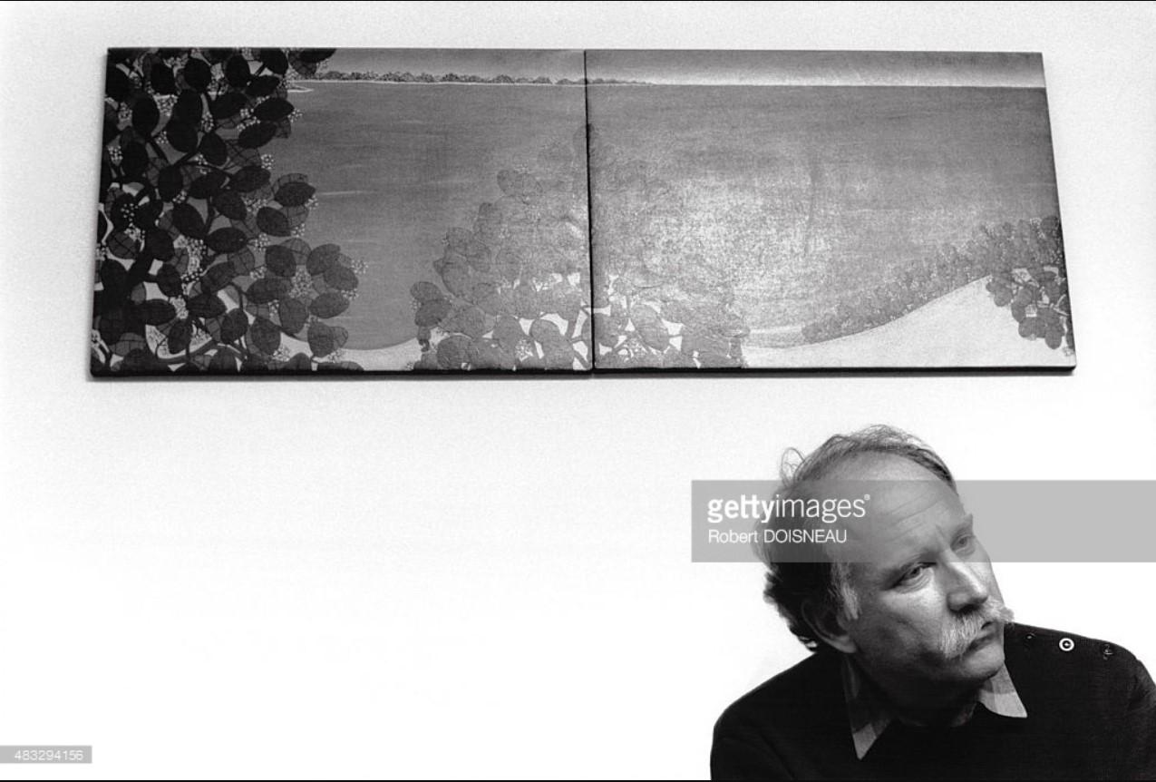 1991. Портрет бразильского фотографа Себастьяна Салгаду
