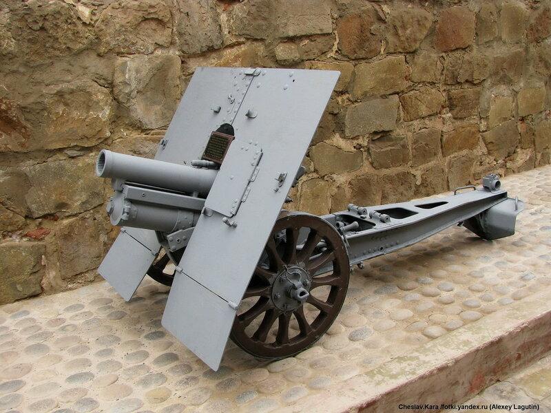 орудие в Real Felipe _200