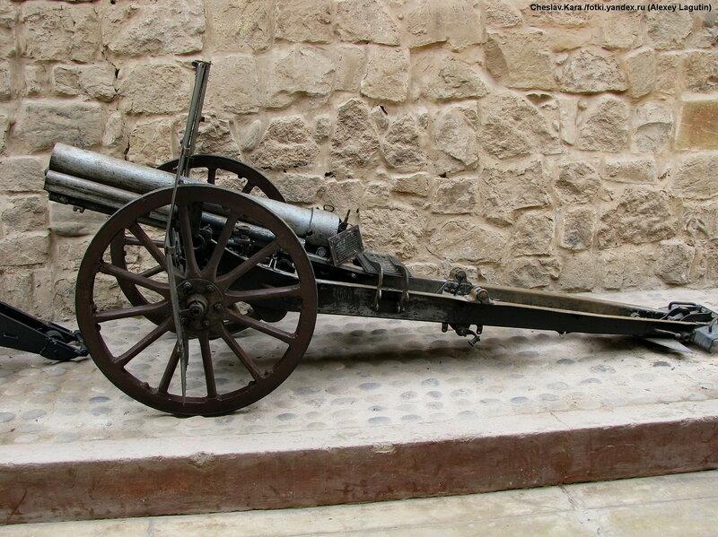 орудие в Real Felipe _300
