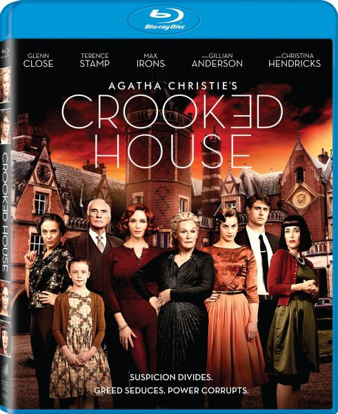 Скрюченный домишко / Crooked House (2017/BDRip/HDRip)