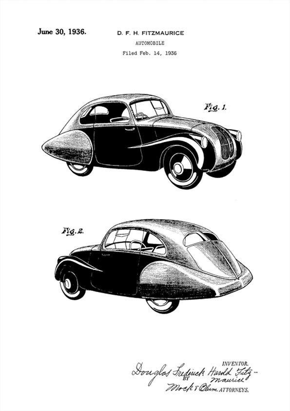 Patent print car, Tatra cars, Douglas Fitzmaurice, 1936 2.jpg