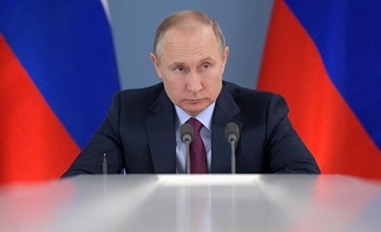 Путин предложил усилить уголовное наказание за нарушения в сфере госзакупок