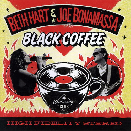 Beth Hart & Joe Bonamassa - 2018 - Black Coffee [Provogue, PRD75445, Replica]
