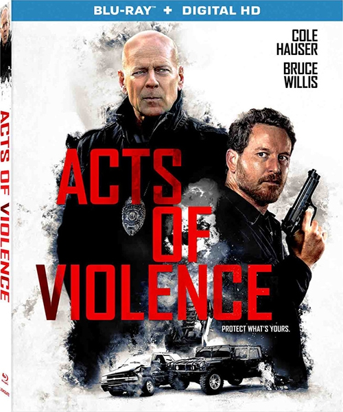 Акты насилия / Acts of Violence (2018/BDRip/HDRip)