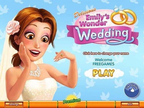 Delicious 8: Удивительная свадьба Эмели. Премиальное издание   Delicious 8: Emily's Wonder Wedding PE (En)