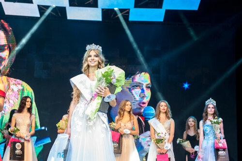 Первые конкурсы мисс россия