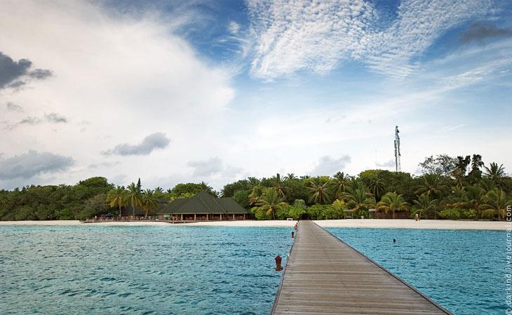 Мальдивы: отдых на райском острове (43 фото)