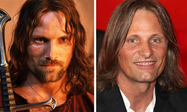 Примеры того, как борода совершенно меняет мужчин (11 фото)