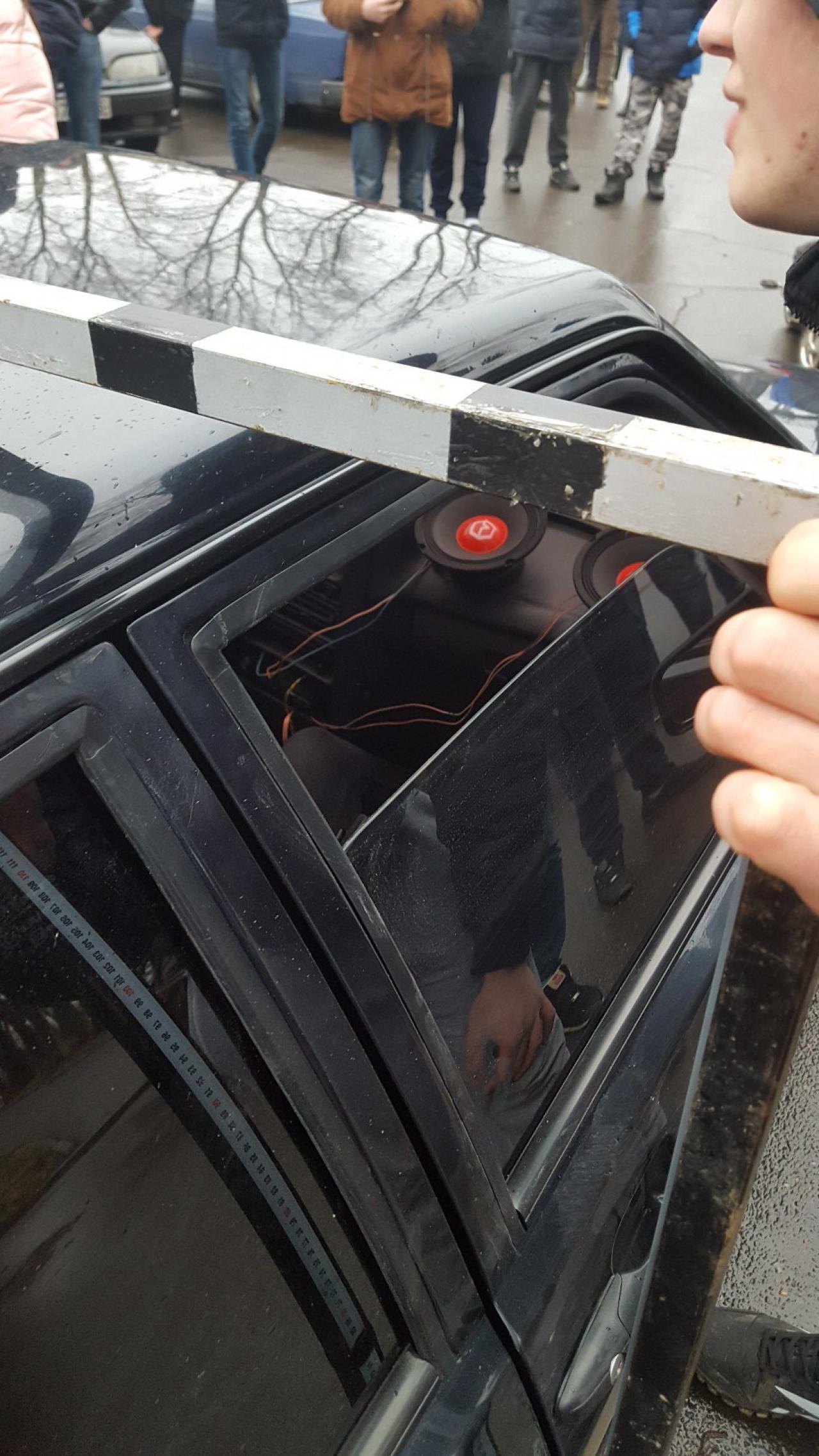 Гаражный тюнинг ВАЗовского автозвука