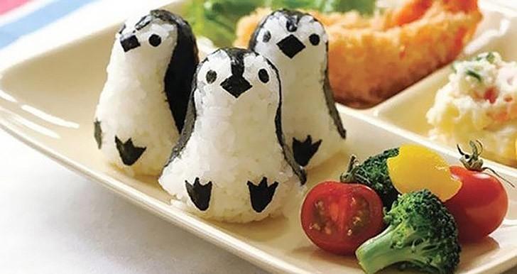 6. Рисовые пингвины