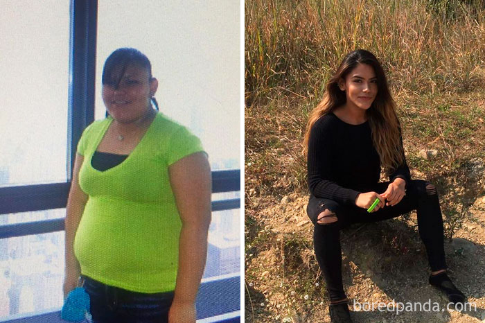 От 101 килограмма до 65 менее чем за два года.