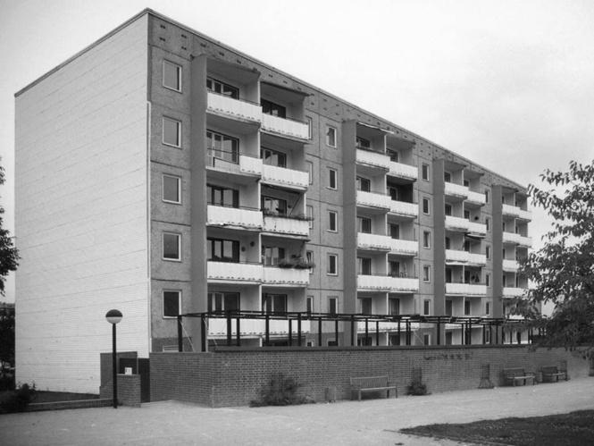 Смотри, как сейчас выглядят хрущевки времен СССР в Германии