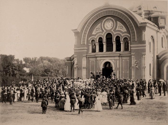 Редкие фотографии, сделанные во время царской охоты в 1894 году (13 фото)