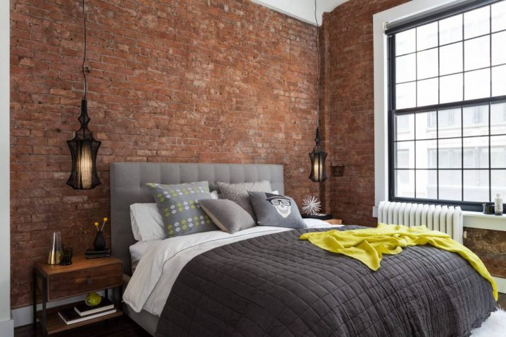 This project was a full renovation of a loft in the Flatiron district of NYC. ALine Studio was hired