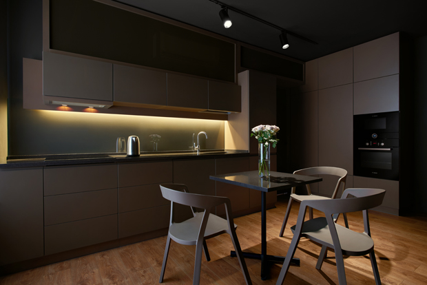 Apartment in Kiev by Igor Sirotov Architects