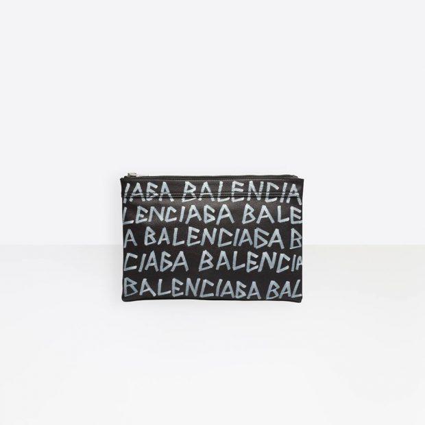 BALENCIAGA Men Spring Summer 18 Capsule Collection