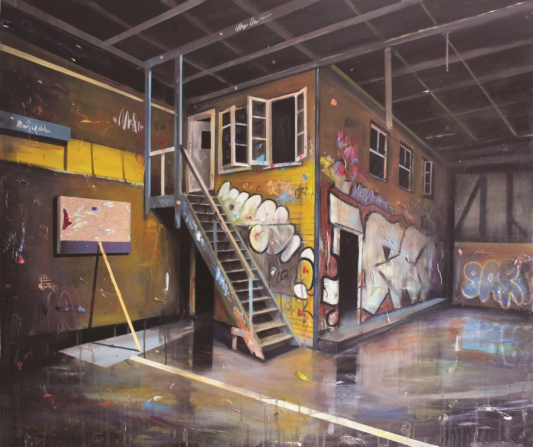 """Previews: Igor Taritas – """"Alienated Space"""" @ Tales of Art (4 pics)"""