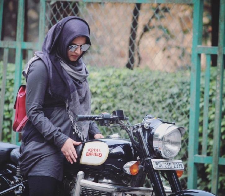 В Саудовской Аравии девушкам разрешили управлять мотоциклами и другими т/с