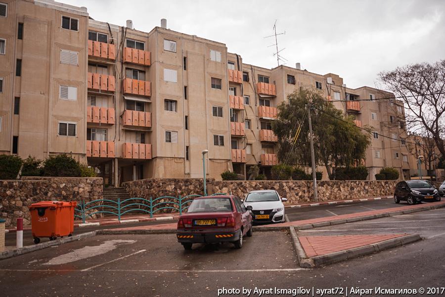 Путешествие по Израилю. Апартаменты в Араде