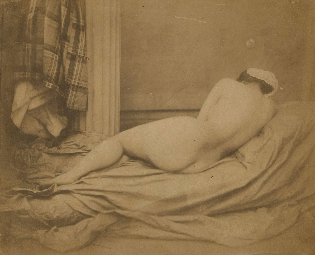 1855. Обнаженная, вид со спины
