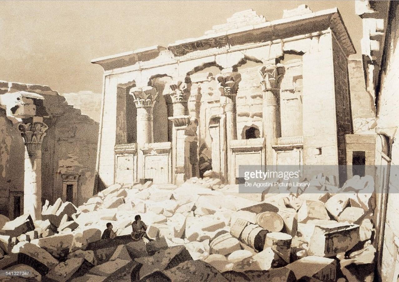 1841. Храм Калабши