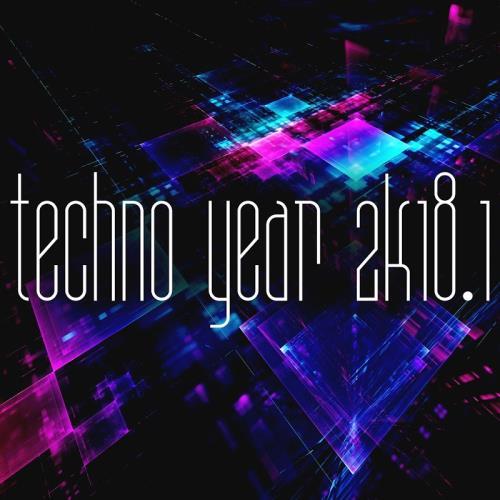 VA - Techno Year 2K18, Vol. 1 (2018)