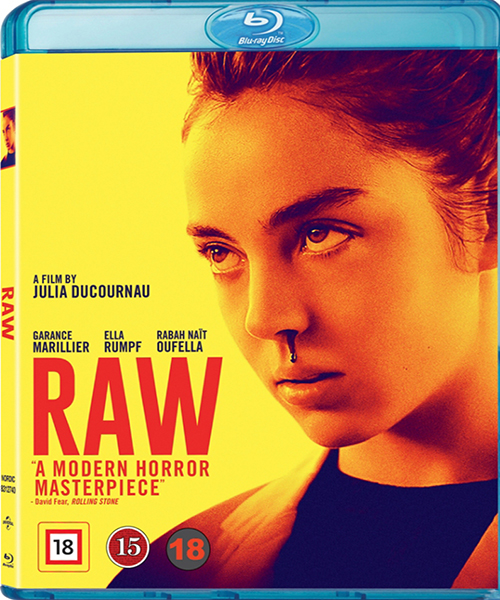 Сырое / Raw (2016/BDRip/HDRip)