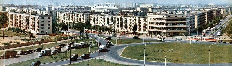 1969 Киев. Ленинградская площадь. Н.Козловский.jpg