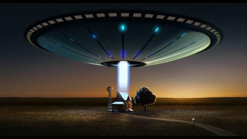 Случаи обнаружения внеземных летательных аппаратов