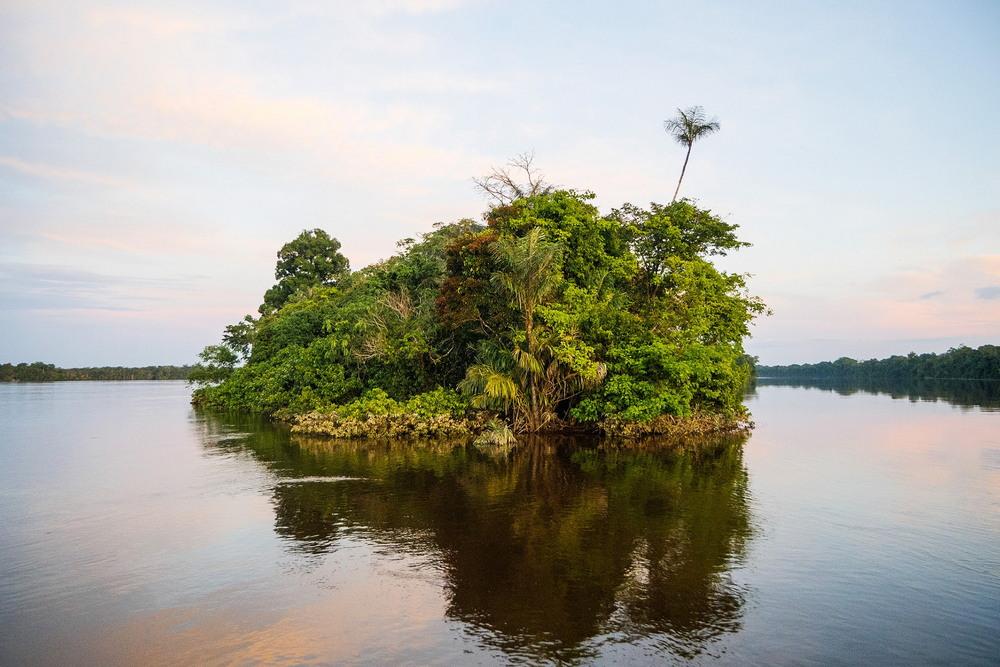 Племена Амазонии на снимках московского фотографа
