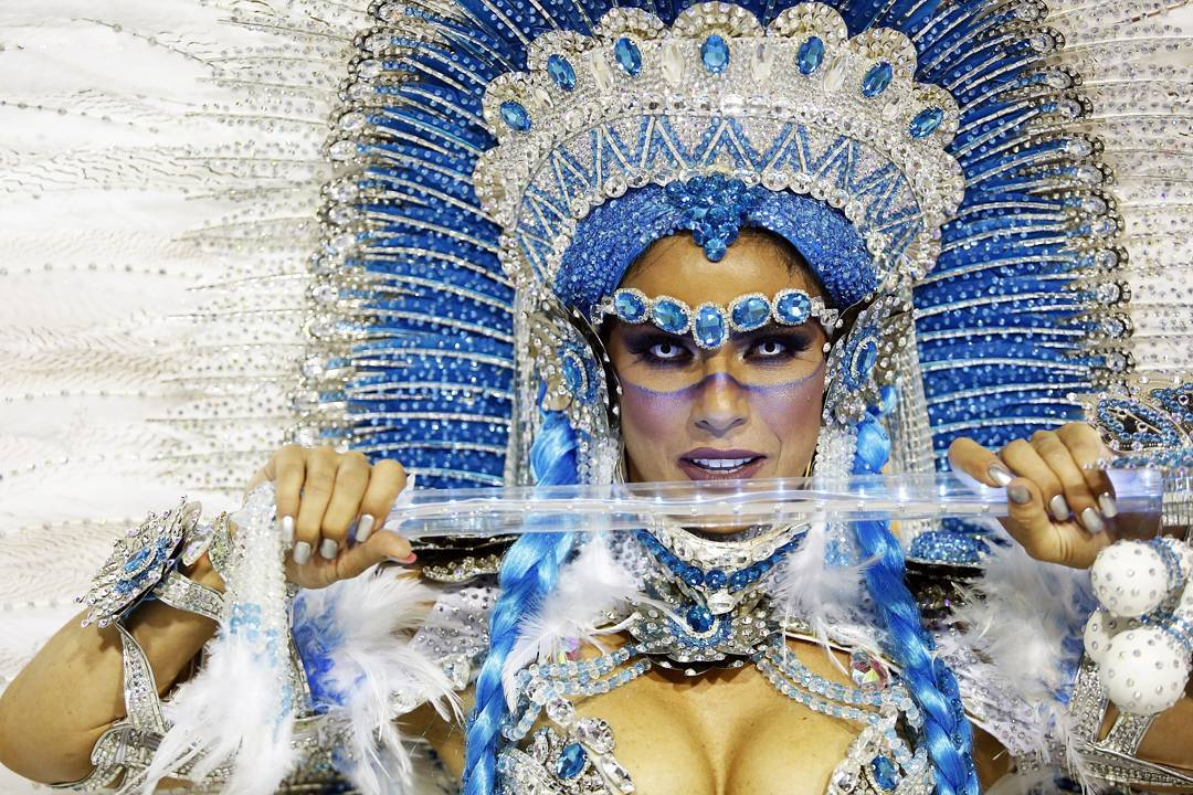 Карнавал в Рио-де-Жанейро 2018