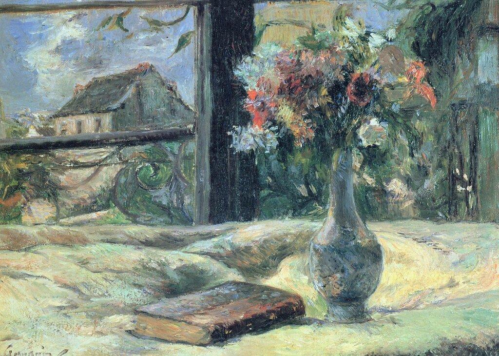 Vase of Flowers at the Window, 1891.jpg