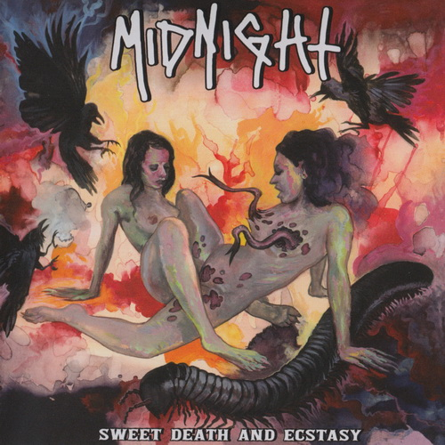 Midnight - 2017 - Sweet Death And Ecstasy [Hells Headbangers Rec., HELLS186, 2CD, USA]