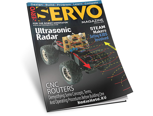 Servo Magazine №2 (February 2018)