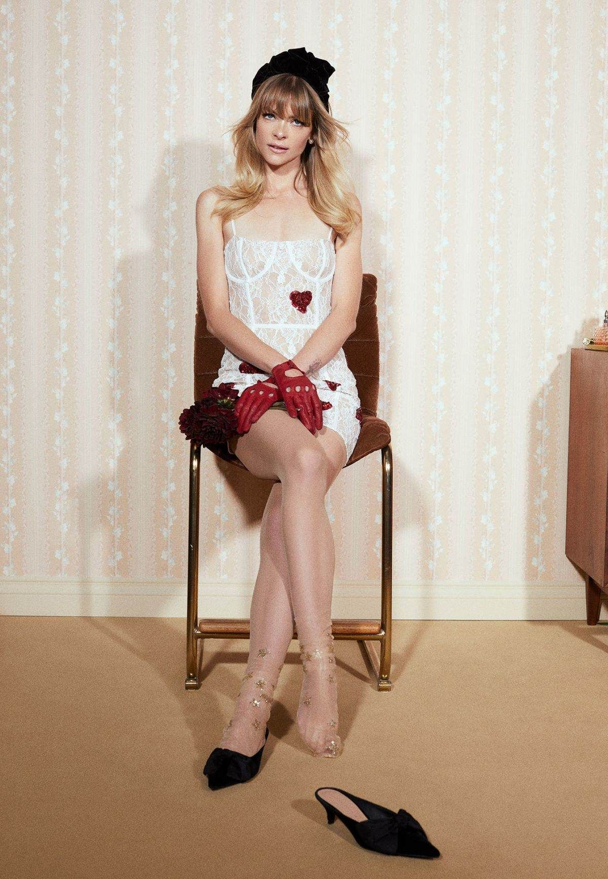 Jaime King for Love & Lemons Collection (2018)