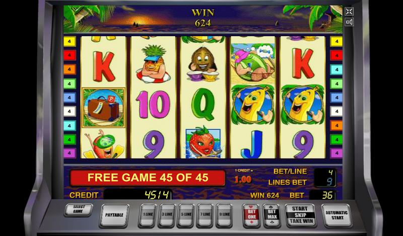 bananas go bahamas free games win