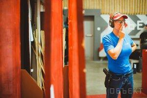 Снаряжение для практической стрельбы: пистолет