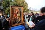 Святогорская икона в Здолбуновском благочинии