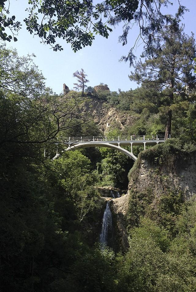 8. Ботанический сад и водопад