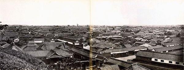 В 1848 году современный квартал Верхний Вест-Сайд на Манхеттене в Нью-Йорке выглядел так. В 2009 год