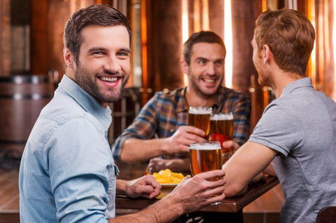 Как узнать характер мужчины по его любимому напитку (8 фото)