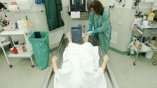 Бальзамирование — метод предотвращения гниения трупов или отдельных органов, применяемый для сохране