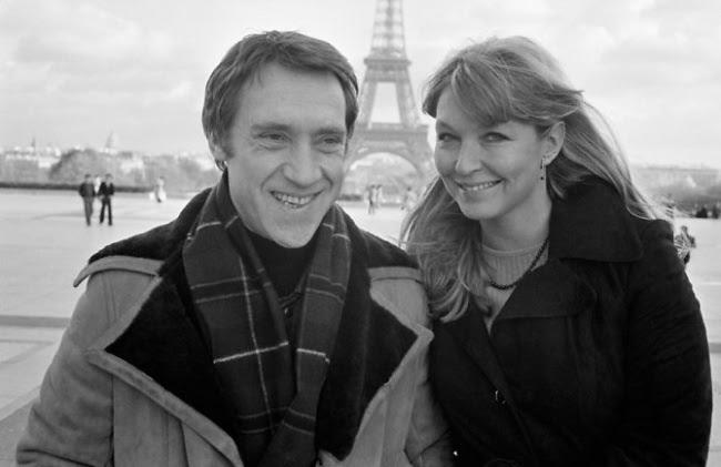 Владимир Высоцкий и Марина Влади в Париже в 1977 году. Источник: http://www.kulturologia.ru/blogs/06
